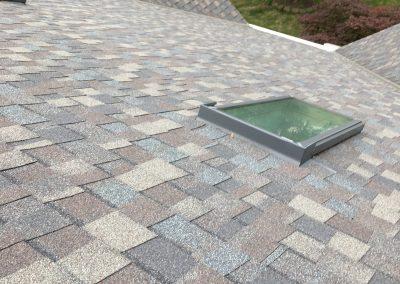 Insurance damage new roofing Hamilton
